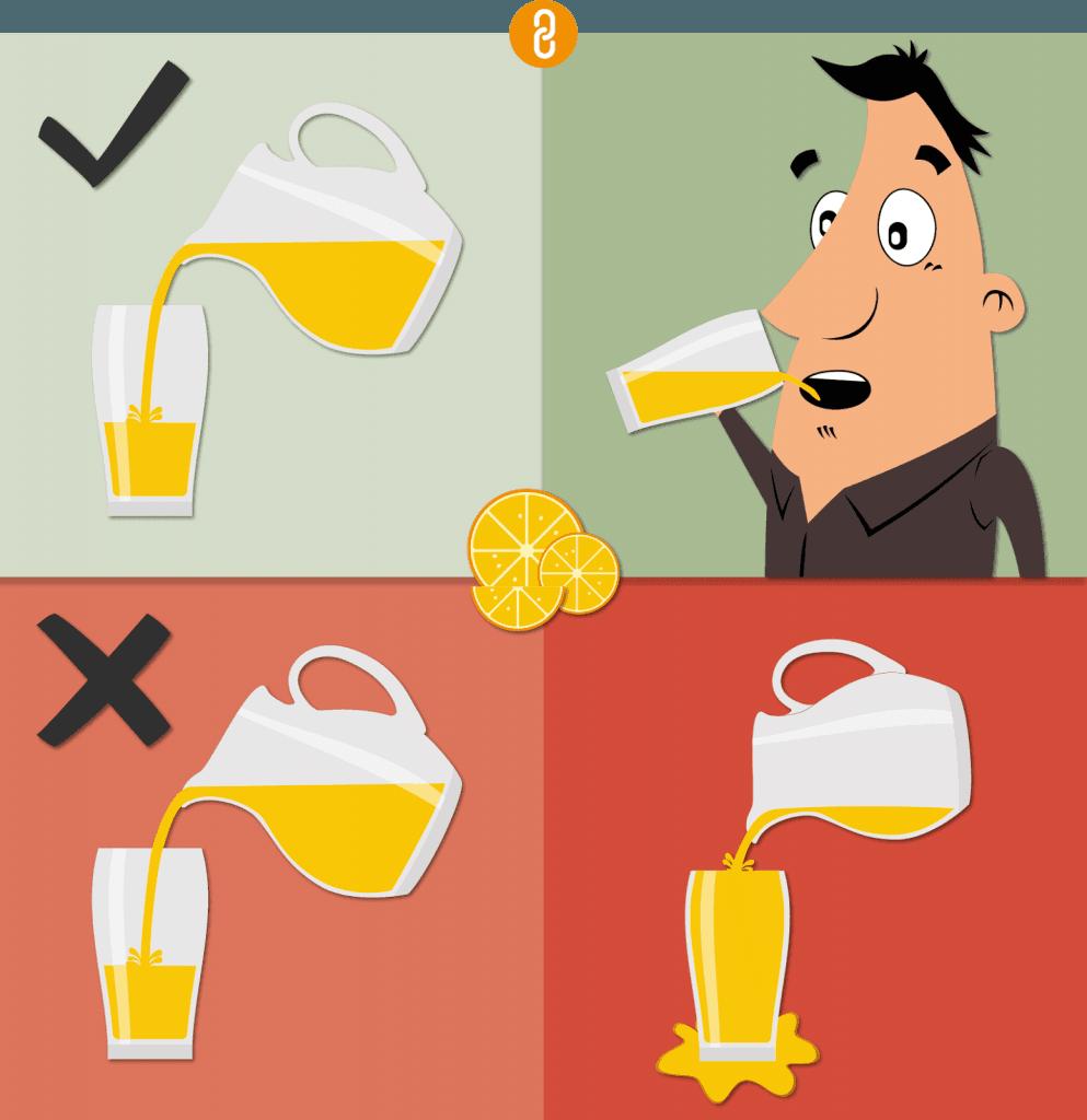 Infografik - linkjuice