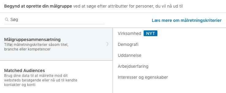 Linkedin Annoncering