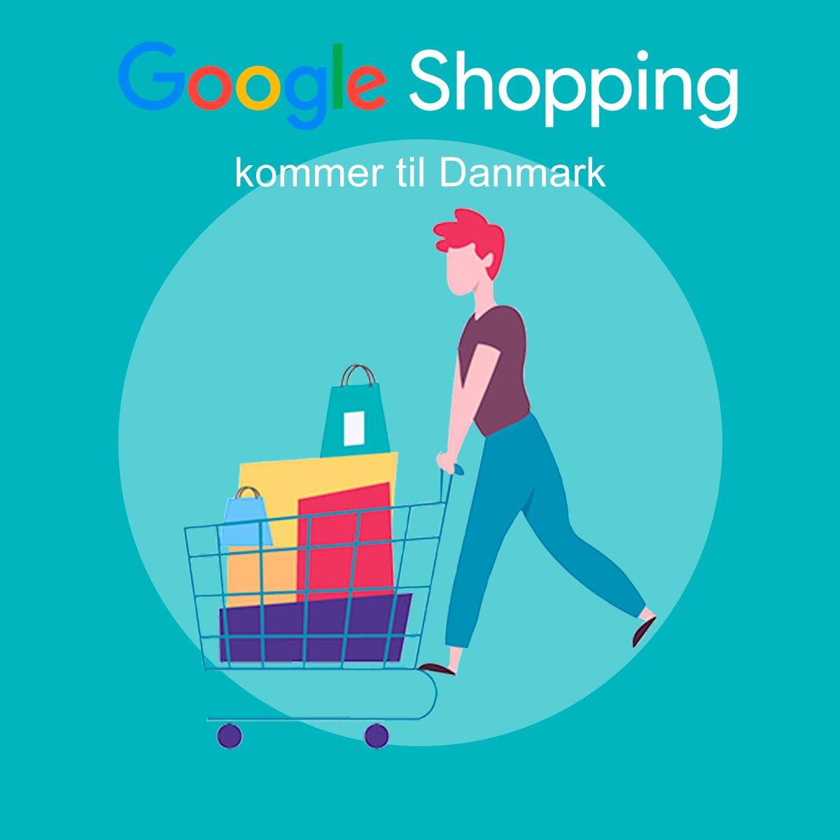 Gratis Google Shopping